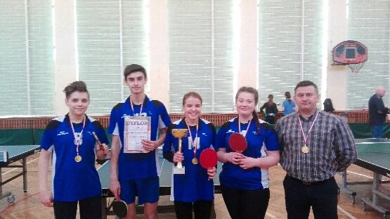Mistrzostwa LZS Powiatu Skierniewickiego Ziemskiego w tenisa stołoweg