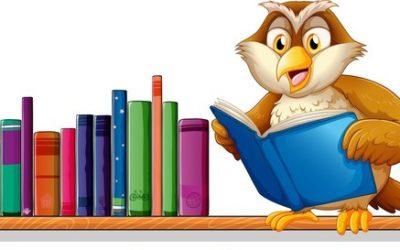 Wizyta w szkolnej bibliotece