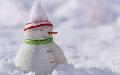 Zimowe zabawy przedszkolaków :)