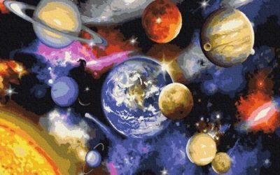 Kosmiczne przedszkolaki